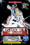 Toernooi poster - Turnhout Tigers - IJshockey
